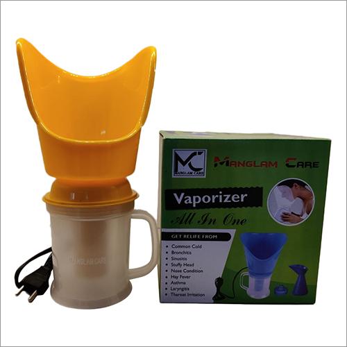 Plastic Vaporiser Steamer