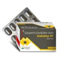 Gabapentin 400mg + Nortriptyline 10mg