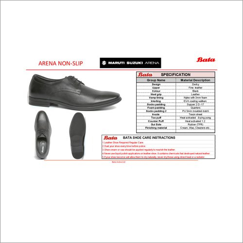 Bata Formal Shoes - Leather