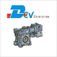 Rotomotive Worm Geared Motor