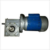 Single Phase Geared Motor
