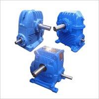 Input Solid Shaft Gear Box
