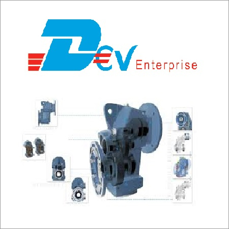 Industrial Parallel Shaft Helical Gear Box