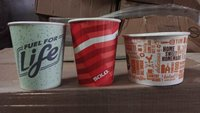 Disposable Paper Glass And Icecream Cups
