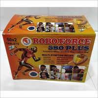 Robo Force (Paracetamol 500 Mg + Diclofenac 50 Mg + Caffeine 30 Mg)