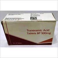 Tranexamic Acid Tab BP 500 Mg