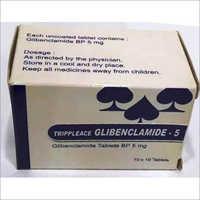 Trippleace Glibenclamide- 5 Mg