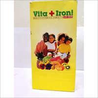 Vita + Iron (Multivitamins Tab)