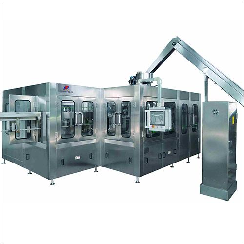 Hot Filling Machine 3-In-1 Monobloc