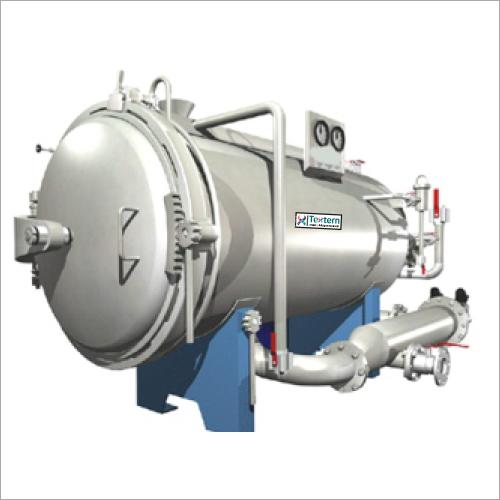 PLC Base Ht .Hp. Beam Dyeing Machine