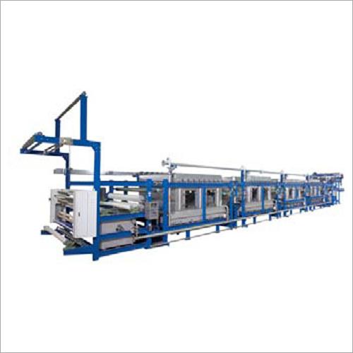 PLC Control Multi Chamber Continuous Washing Range