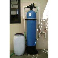 FRP Water Softener Plant