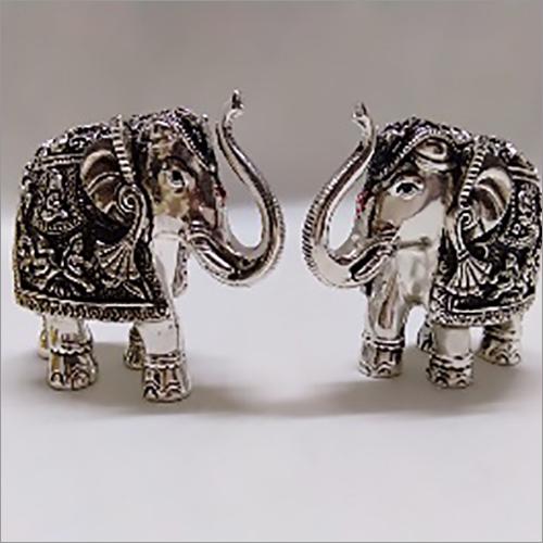 Elephant Silver Antique