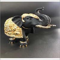 Elephant Black Terracota