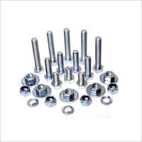 Industrial Galvanized Nut And Bolts
