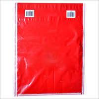 Plastic Color Courier Bag