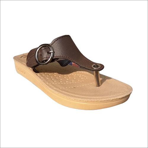6 Size Ladies PU Slipper