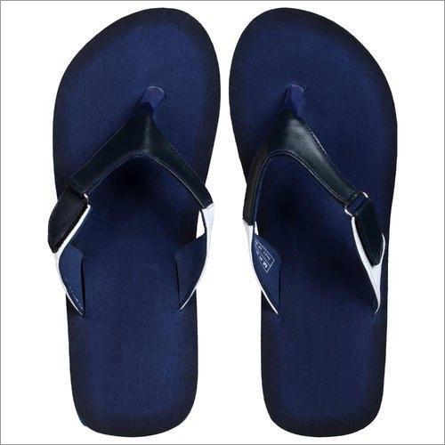 Mens Blue Slipper
