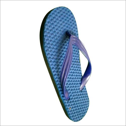 Mens Plain Rubber Hawai Slipper
