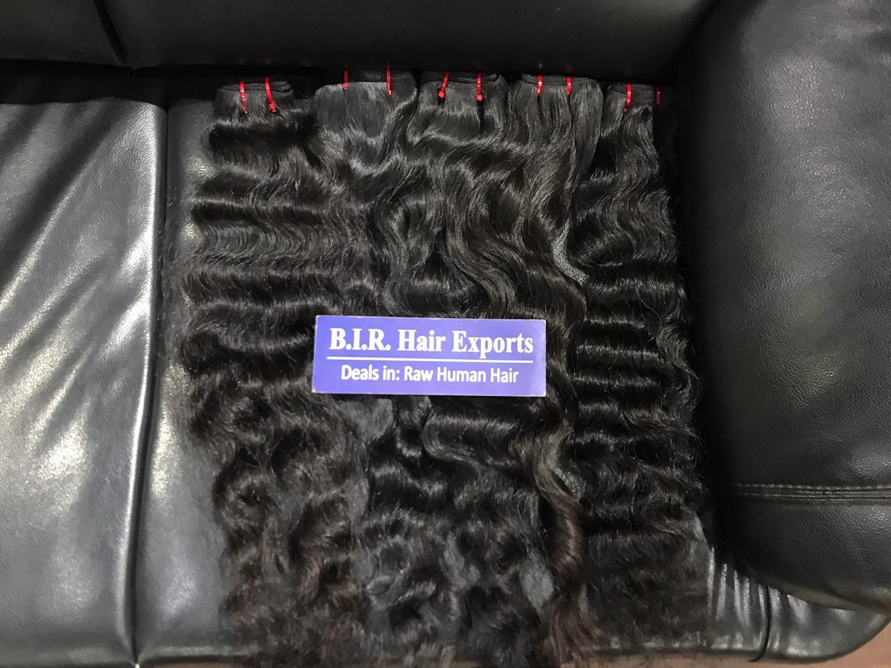 Silky Straight Weft