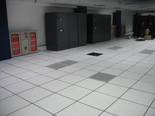 Laminated False Flooring