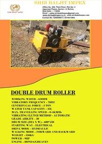 Road Roller Walk bihend rollar