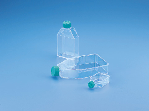 TARSONS  950040 Tissue Culture Flask with Filter Cap-Sterile