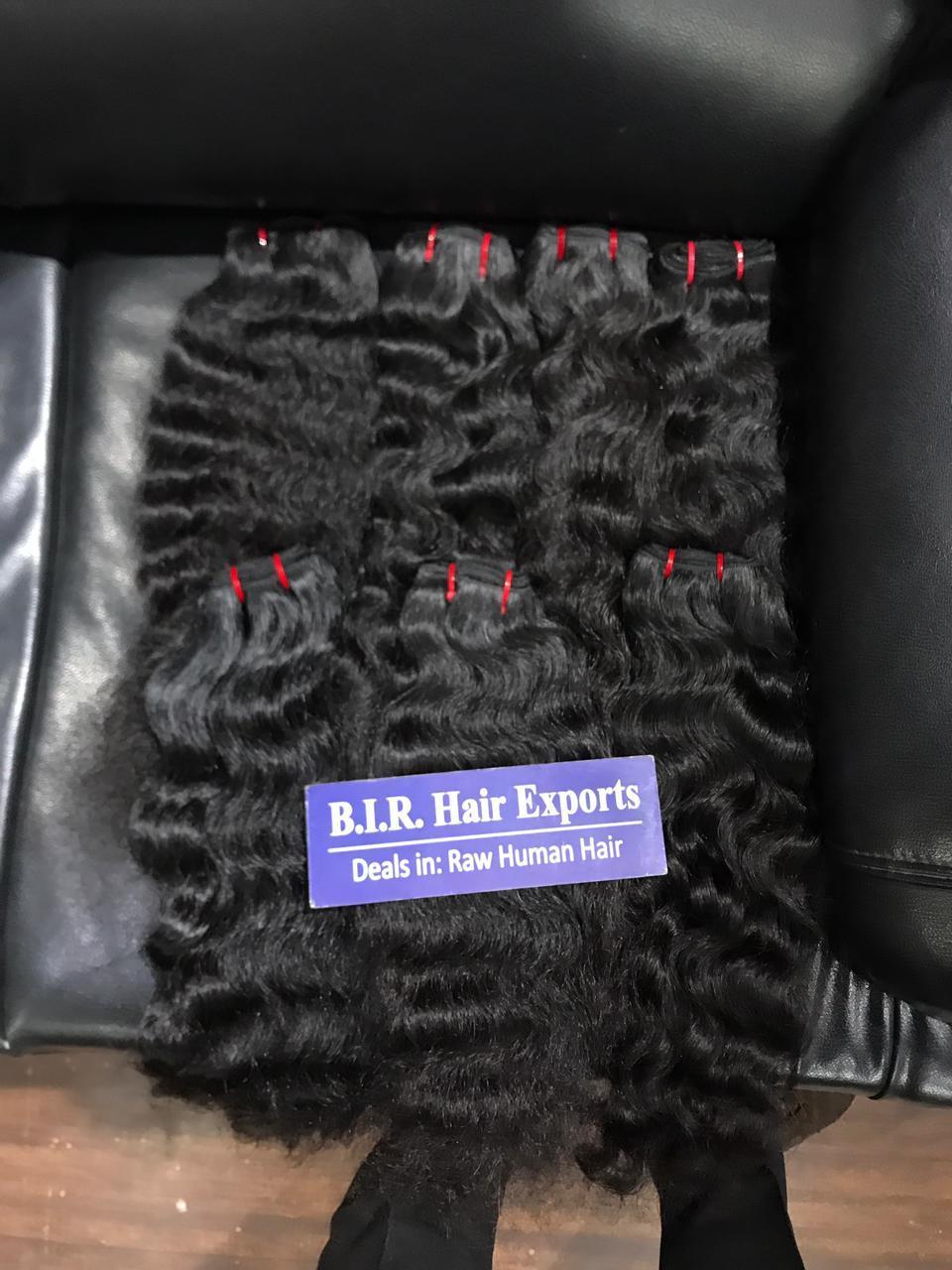 Pure Virgin Lose Hair