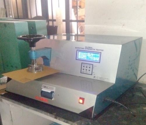 Bursting Strength Tester (DIGITAL Type) With Inbuilt Printer
