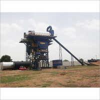 Eco Batch 1000 Asphalt Plant