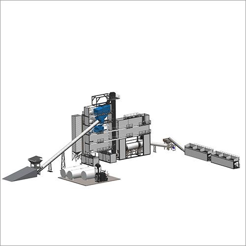 Easybatch 1000 Compact Asphalt Plant