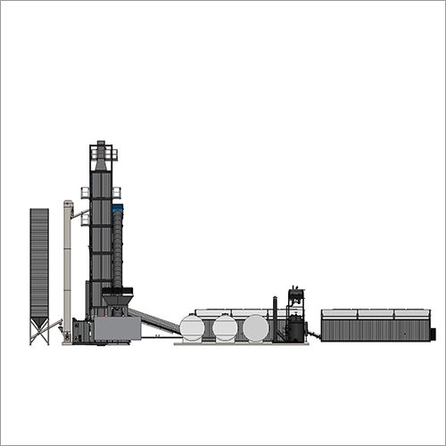 Easybatch 1500 Compact Asphalt Plant