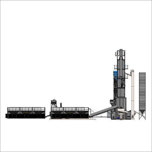 Easybatch 2000 Compact Asphalt Plant