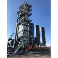 Top Tower 260 Max Batch Asphalt Plant