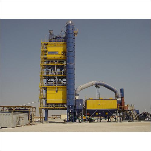 Top Tower 320 Max Batch Asphalt Plant