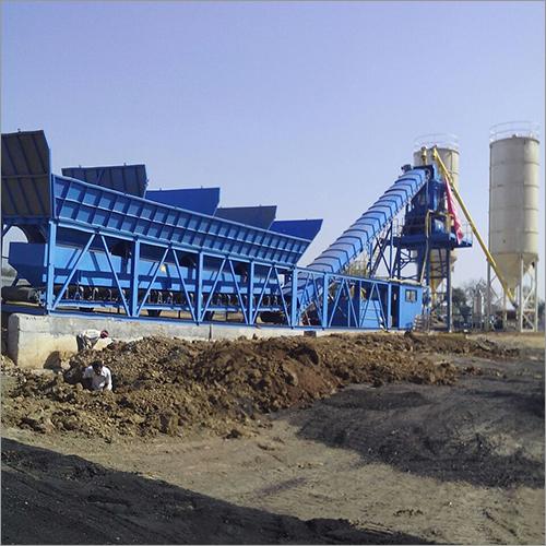 APT 120 Portable Concrete Batching Plant