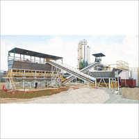 APT 75 Portable Concrete Batching Plant