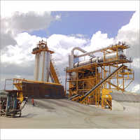 Hot Mix Recycling Plant