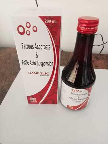 Ferrous Ascorbate + Folic Acid