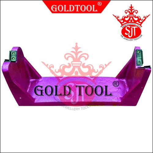 Jewellery Bangle Mandrels Stand Heavy Cast Iron