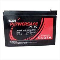 Exide 12 V 200 AH SMF Battery