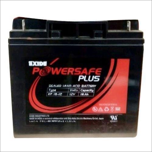 Exide 12V 26 AH SMF Battery