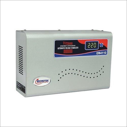Single Phase Microtek EM4090 Voltage Stabilizer