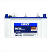 Luminous 100AH Tubular Battery