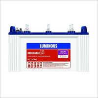 Luminous 120AH Tubular Battery