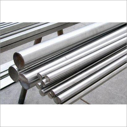 Silver Stainless Steel Round Bar 321