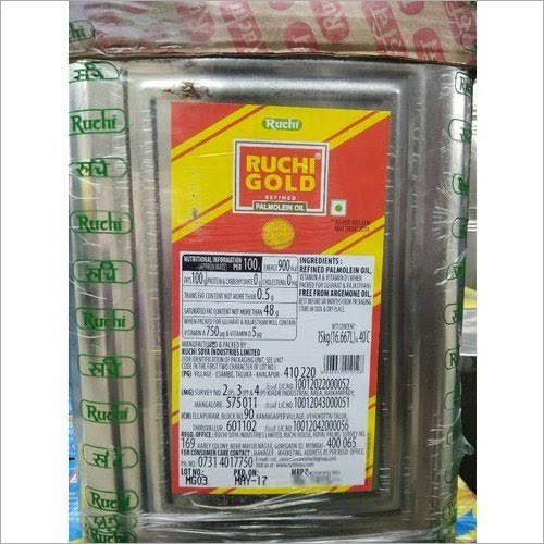 Ruchi Gold Palmolen Oil