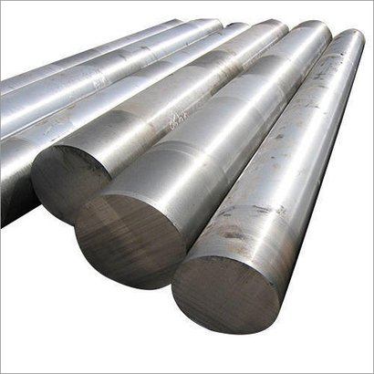 Silver Stainless Steel Round Bar 304
