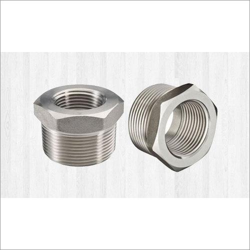 Stainless Steel Socket Weld Cap Bushing Fitting 317L