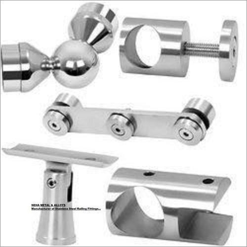 Stainless Steel Railing Fittings